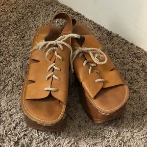 Shoes - Skootskates - Antique